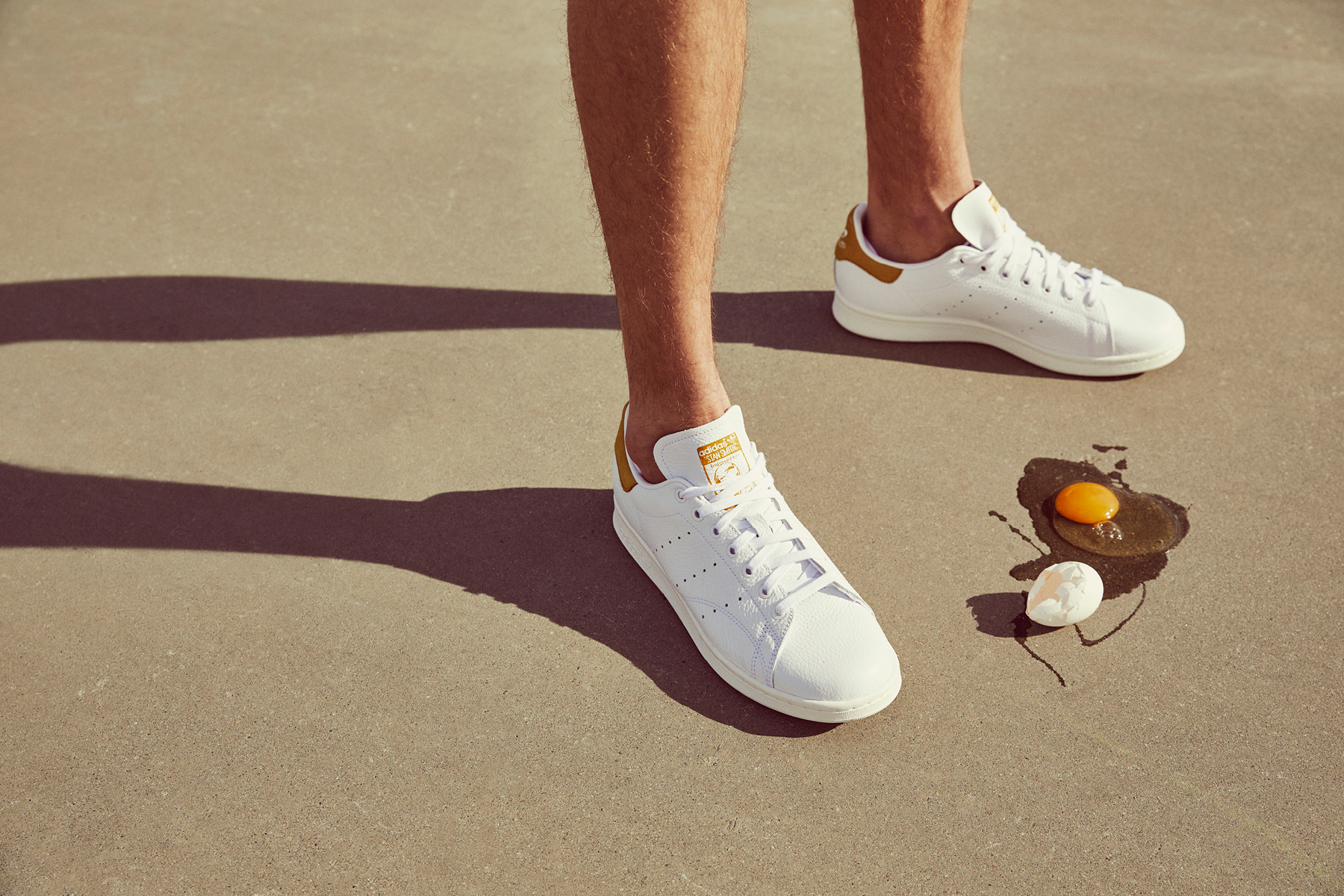 Egg x Adidas